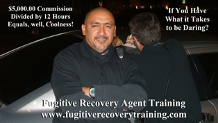 Fugitive Recovery Agent Training Los Angeles Glendale Roseville