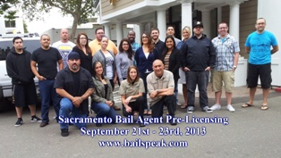 Roseville Sacramento Bail Enforcement Training Schools
